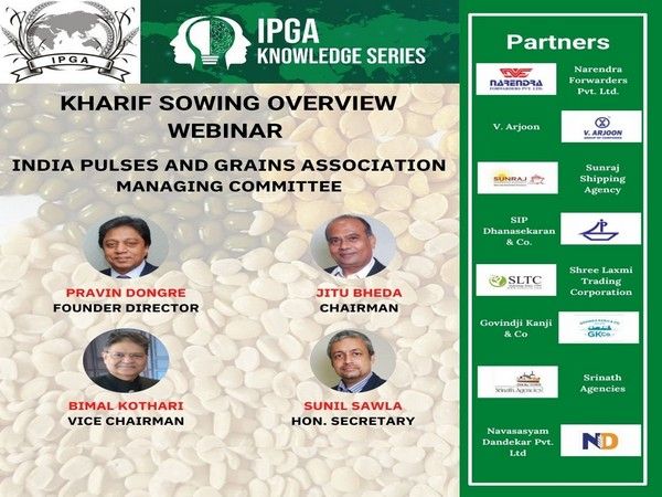 IPGA Knowledge Series Webinar on Kharif Sowing Overview