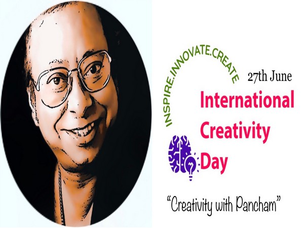 "Celebrating ""International Creativity Day"" with Pancham Da's Music"