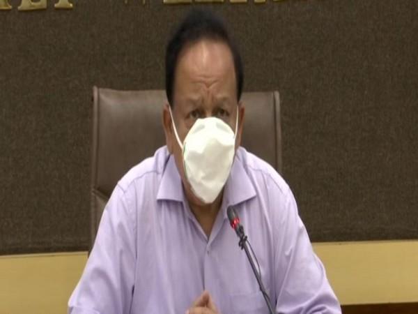 Union Health Minister Harsh Vardhan (File Photo/ANI)