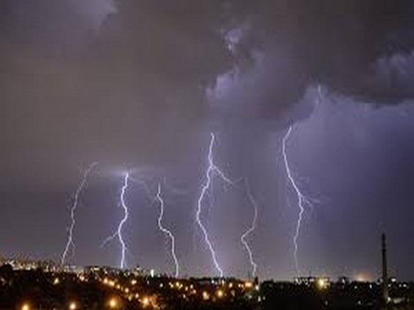 The incident took place in the district's Dhanpur village. They were playing under a tree in the village when lightning struck them.
