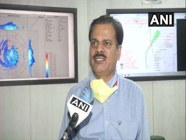 Mrutyunjay Mohapatra, Director General of India Meteorological Department speaking to ANI.
