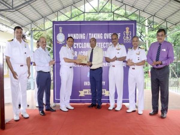 आईएमडी ने भारतीय नौसेना को कोच्चि साइक्लोन डिटेक्शन रडार (सीडीआर) भवन का काम सौंपा