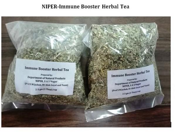 Immunity booster Herbal Tea from NIPER Mohali