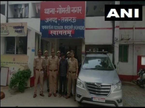 Lucknow Police arrested an imposter on Thursday