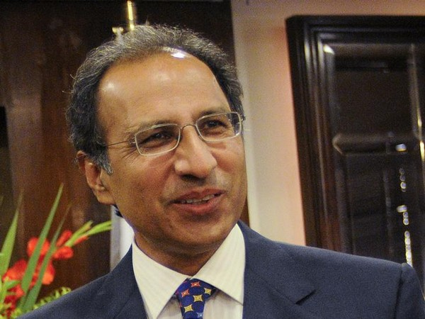 Pakistan Minister for Finance Abdul Hafeez Shaikh (ANI)