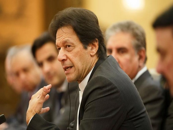 Pakistan Prime Minister Imran Khan. (File photo)