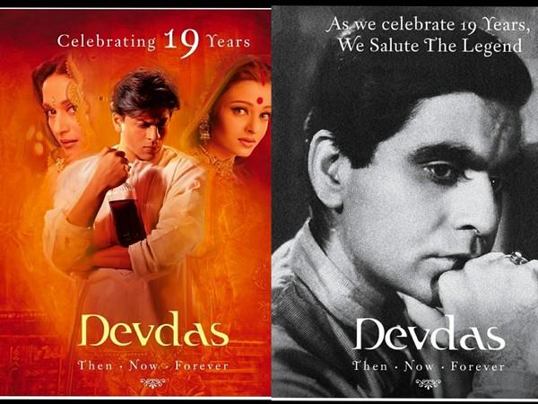 'Devdas' clocks 19 years (Image source: Instagram)