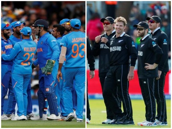 India and New Zealand