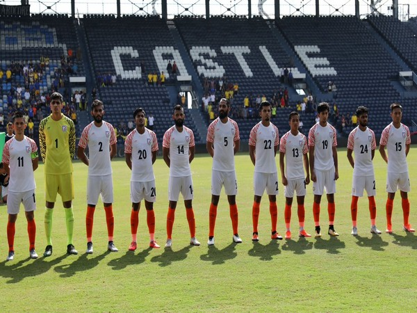 Indian football team (Photo/ Indian Football Team Twitter)