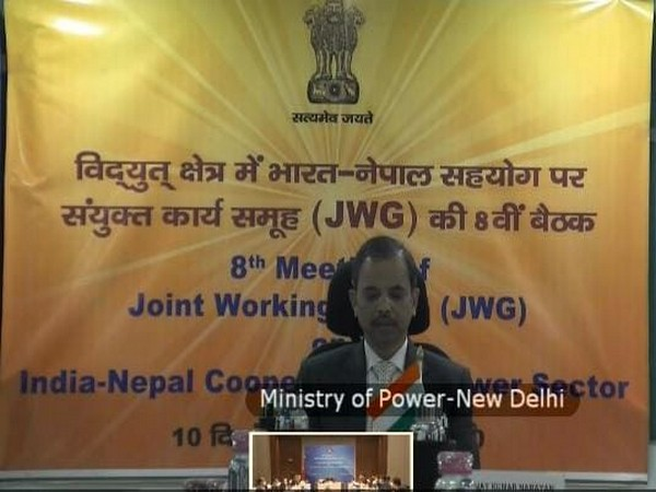 India, Nepal hold eight Joint Working Group meeting (Photo Credit: Twitter/ India in Nepal)