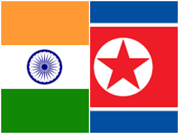 India, North Korea