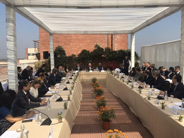 Indo-Sweden dialogue on tackling air pollution through circular economy held in New Delhi on Tuesday