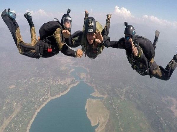 Indian Army begins training of Turkmenistan Special Forces to help build their capabilities (Photo Credit: Twitter/ Indian Army)