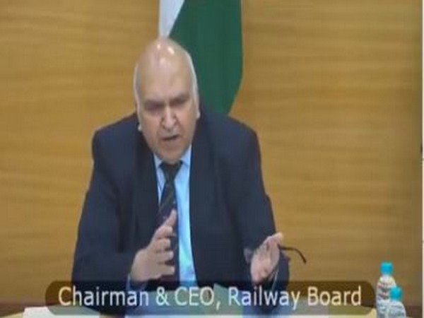 Suneet Sharma, Chairman & CEO, Railway Board