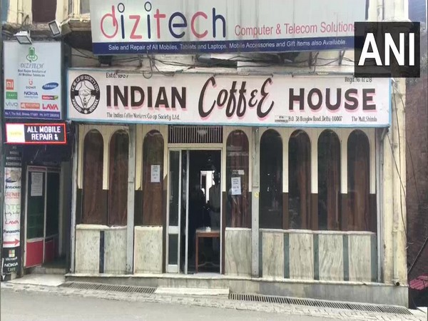 The Indian Coffee House in Shimla (File Photo)