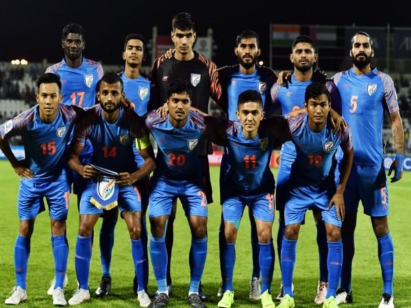 Indian men's team (Photo/AIFF)