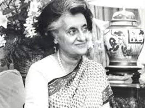 Indira Gandhi (File Photo)