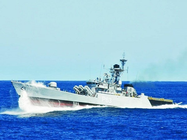 Indian Navy Ships to visit Bangladesh (ANI)