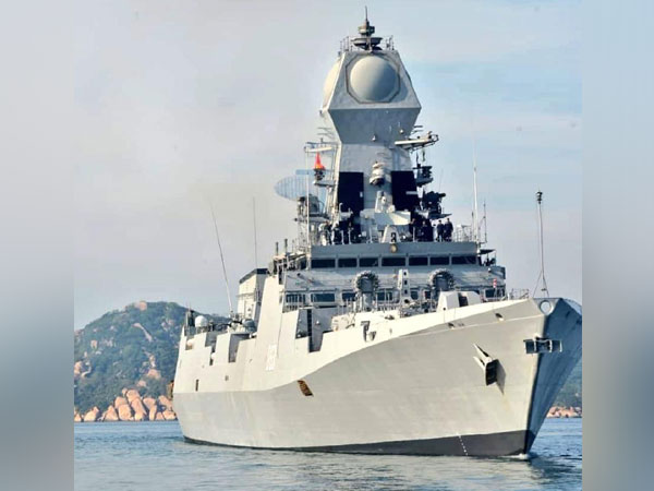 INS Kolkata (File Photo)