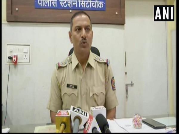 Inspector at City Chowk Police Station, Sambhaji Pawar