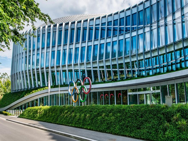 Olympic House in Lausanne (Photo: IOC)