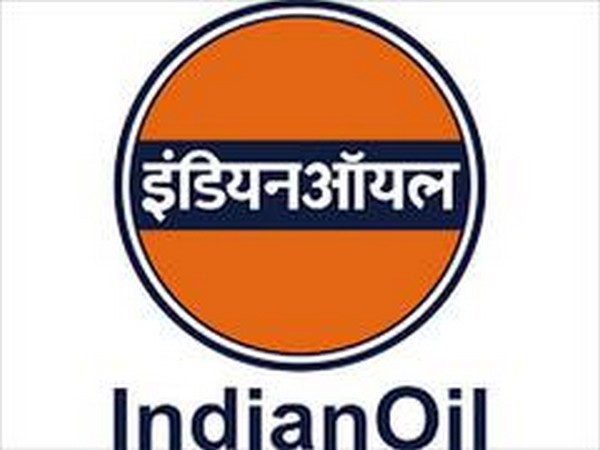 Indian Oil Corporation Ltd's logo.