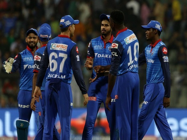 Delhi Capitals beat Mumbai Indians by 37 runs (Courtesy - IPL twitter)