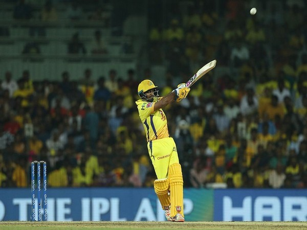 Chennai Super Kings clinches first IPL 2019 victory (Source: twitter)
