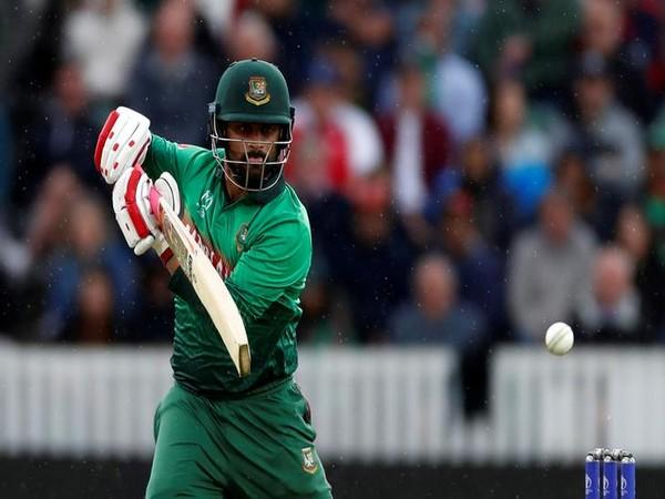 Bangladesh skipper Tamim Iqbal for ODI series against Sri Lanka.