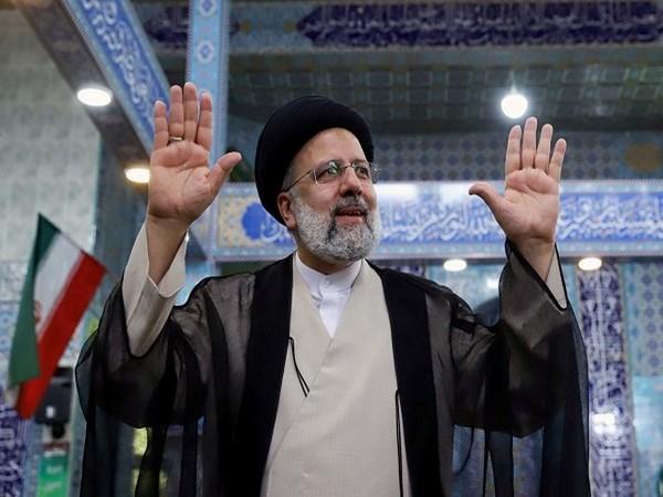 Iranian President Ebrahim Raisi