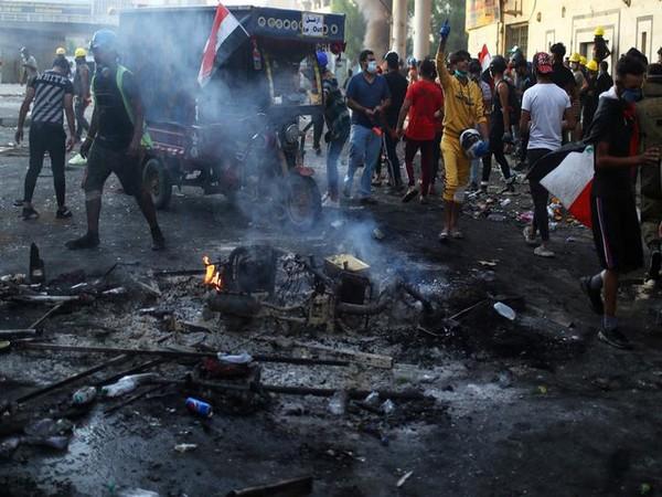 Anti-government protests in Iraq