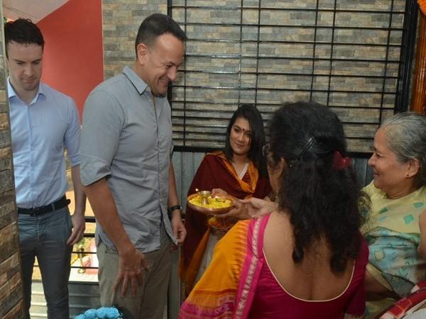 Ireland PM Leo Varadkar visits his ancestral village in Maharashtra