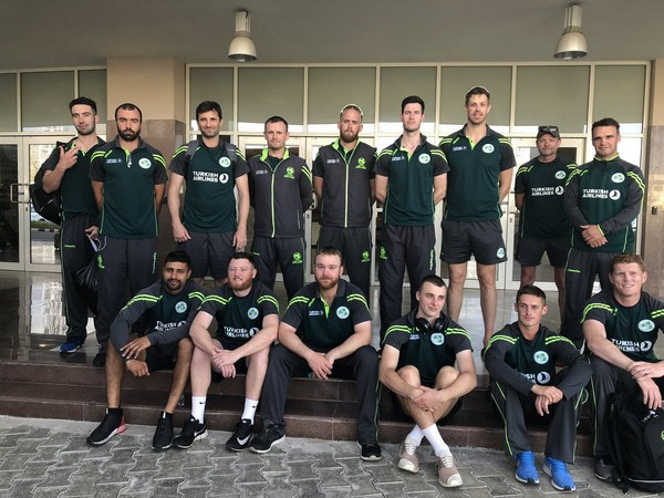 Ireland team (Photo/Cricket Ireland)