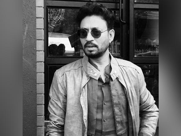 Irrfan Khan, Image courtesy: Instagram