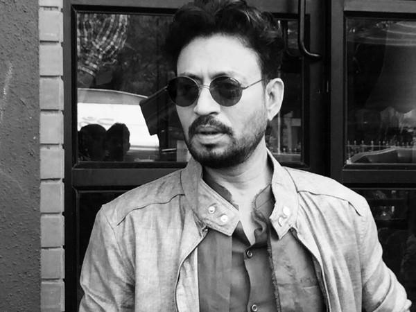 Late actor Irrfan Khan (file)