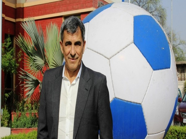 AIFF Technical Director Isac Doru (Photo/AIFF)