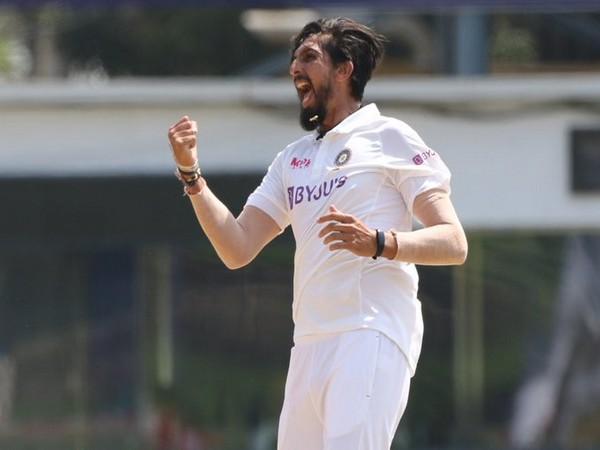 India pacer Ishant Sharma (Photo/ BCCI Twitter)
