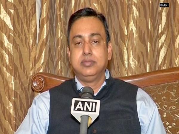BJP Rajya Sabha MP Zafar Islam (File Photo/ANI)