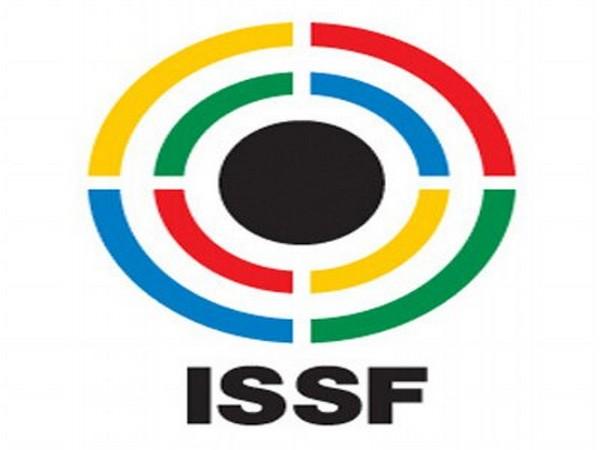 International Shooting Sport Federation (ISSF) logo