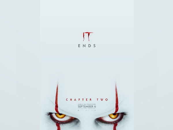 Poster of 'It: Chapter Two', Image courtesy: Twitter