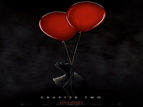 'It: Chapter Two' poster, Image courtesy: Instagram