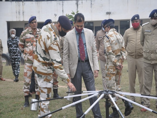 The Ministry of Home Affairs (MHA) on Thursday concluded the three-day K9 workshop at Indo-Tibetan Border Police (ITBP) campus in Haryana's Panchkula district.