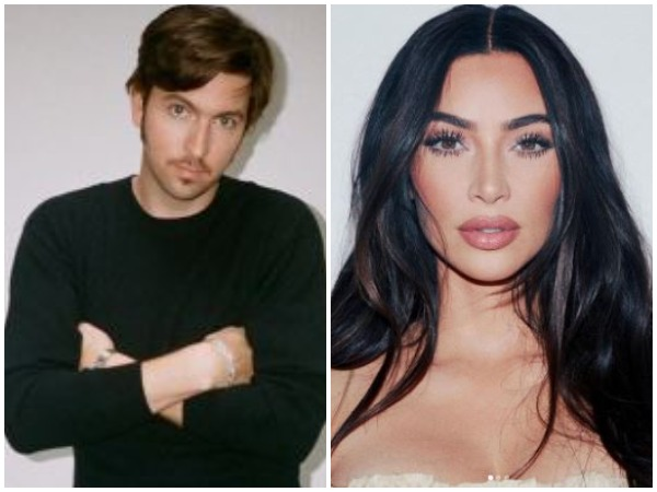 Nicholas Braun and Kim Kardashian (Image courtesy: Instagram)