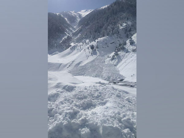 Snow Avalanche occurred at Jammu and Kashmir's Sonamarg