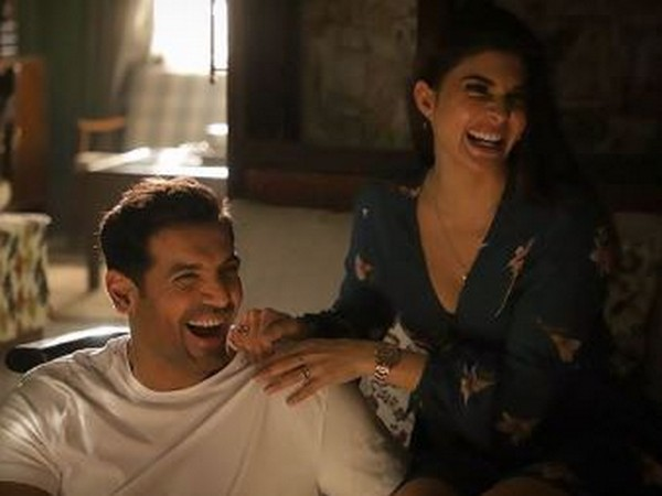 Jacqueline Fernandez reunites with John Abraham for 'Attack'