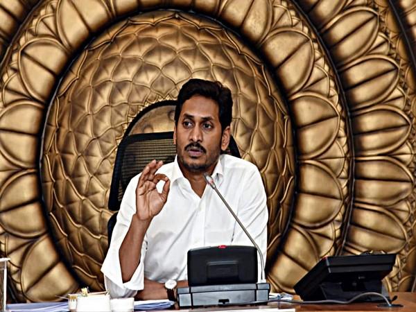 Chief Minister and YSRCP president YS Jagan Mohan Reddy (File photo)