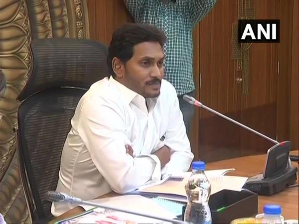 Andhra Pradesh CM YS Jaganmohan Reddy