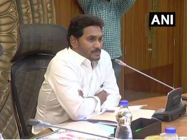 Chief Minister YSR Jaganmohan Reddy (File photo)