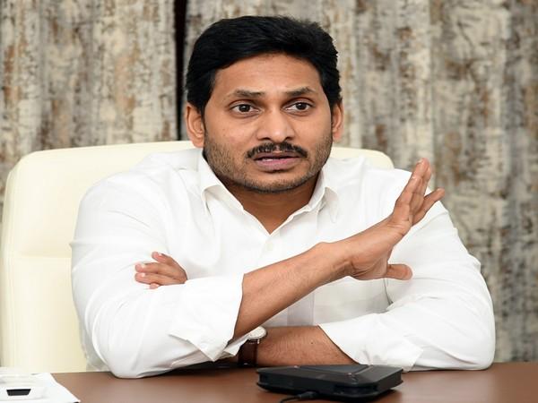 Andhra Pradesh Chief Minister YS Jaganmohan Reddy (File Photo/ANI)