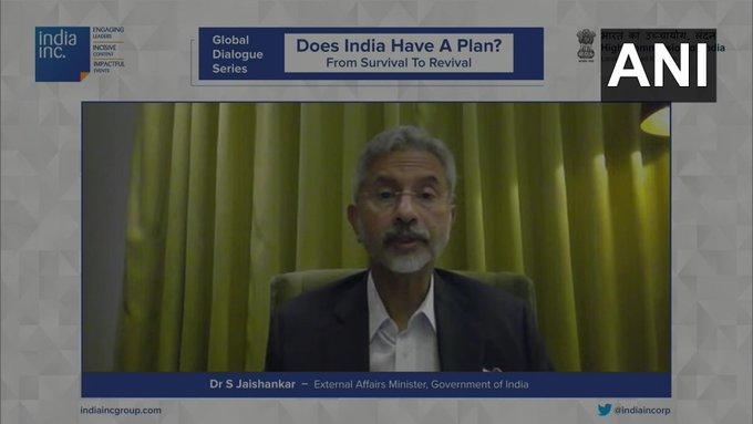 External Affairs Minister (EAM) S Jaishkanar